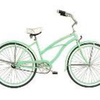 Women&#x27;s Mint Green Tahiti Beach Cruiser
