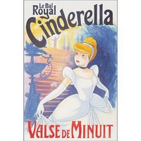 Art 4 Kids Cinderella Le Bal RoyaleWall Art - 08141