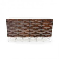 Dino Bar/Sideboard - WalnutAtomic Living Design
