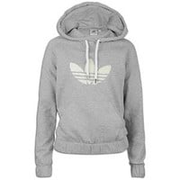 adidas Originals Collegiate Fleece Hoodie - Women's at Foot Locker