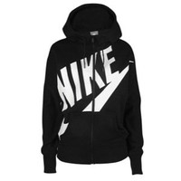 Nike Light Weight Full Zip Hoodie - Women&#x27;s at Foot Locker