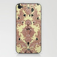 Brown Vintage Phone Skin by Romi Vega | Society6