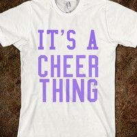 It's a Cheer Thing.. - Emkayhill