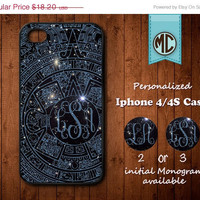 20 OFF Personalized iPhone 4 Case  Plastic iPhone by iMonoCase