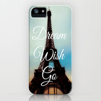 Dream Wish Go iPhone Case by Ann B. | Society6
