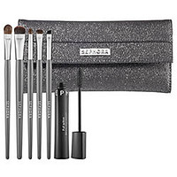 Sephora: Smoke Machine Smokey Eye Brush Set : brush-sets-makeup-brushes-applicators-makeup