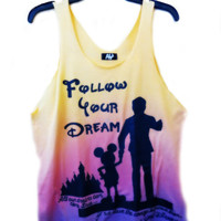 Sunset of Dreams Tank Top
