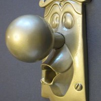 Disney Alice in Wonderland Door Knob Disney Decoration Prop Life Size - 1:1
