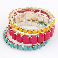 Multi-Layered Bracelet