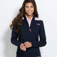 Women&#x27;s Pullovers: Women&#x27;s Gingham Shep Shirt  Vineyard Vines
