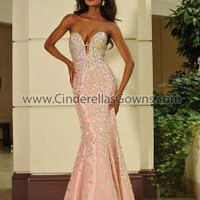 Designer Prom Dresses|Evening Dresses|2013 Cinderella's Collection|Blush,Aqua,Fuchsia,White,Black|2013page117|Spring 2013