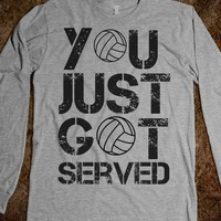 Volleyball Long Sleeve - Volleyball
