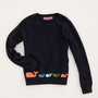 Girls Sweaters: Whales in a Row Sweater – Vineyard Vines