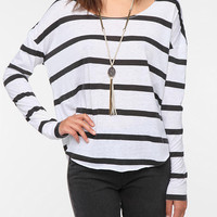 Urban Outfitters - Mouchette Burnout Shirttail Tee
