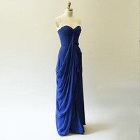 Midnight Moonlight Gown by carolhannah on Etsy