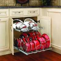 Rev-A-Shelf 5CW2 Series - Cookware/ Dinnerware Organizers