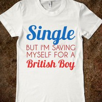 single: but i&#x27;m saving myself for  a british boy - glamfoxx.com