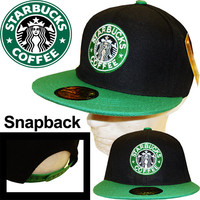 New snapback **STARBUCKS...