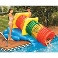 Amazon.com: Swimline Water Park Slide Inflatable: Sports & Outdoors