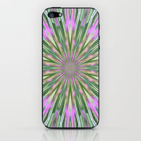 Aztec Rainbow 2 iPhone &amp; iPod Skin by Baggieoldboy