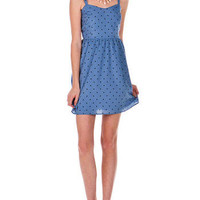 Orlando Polka Dot Dress