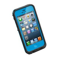 LifeProof Case for the iPhone 5 - Cyan/Black