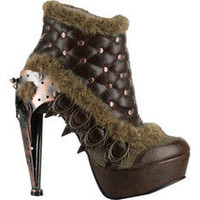 Hades Agnes - Brown - Free Shipping & Return Shipping - Shoebuy.com