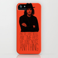Jack White iPhone Case by Matt Crave | Society6