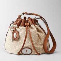 FOSSIL Handbag Silhouettes Drawstring:Womens Maddox Drawstring ZB4960