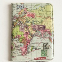 par avion passport cover