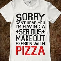 Pizza Make Out Session (Junior) - lolshirts