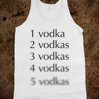 5 Vodkas (Tank) - xpress