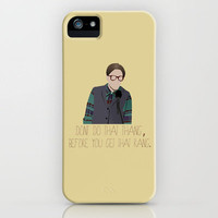 Justin Bieber- SNL iPhone Case by Natasha Ramon