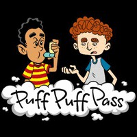 T-Shirt Hell :: PUFF PUFF PASS (INHALER)