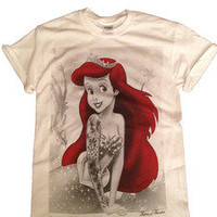 Thieves of Thunder — Alternative Ariel Unisex Tee.