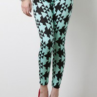 Tribal Resort Leggings