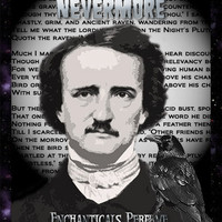 Nevermore Gothic Fragrance for Men- 1/8 fl oz
