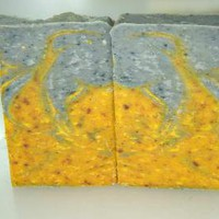 Curing Rack Soap FireDiva like a little painting by WeddingFavors