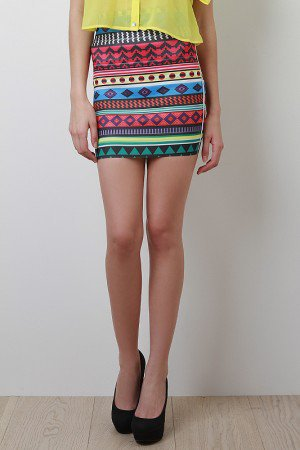 Tribal Junction Skirt
