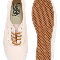 Vans Authentic Slim Light Pink Trainers