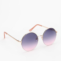 Merry Go Round Sunglasses- Pink One
