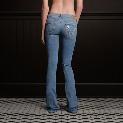 Hollister Boot Jeans From Hollister Co