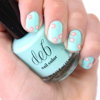 Floral Nails Tutorial