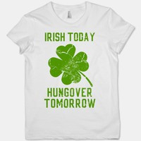 Irish Today, Hungover Tomorrow (Junior)