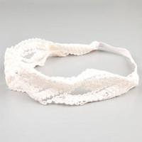 FULL TILT Lace Headband