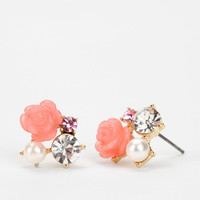 Key West Flower Earring