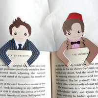Bookmark set, number 10 and 11
