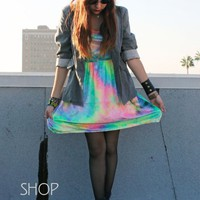 Tie Dye Dream Dress | Miracle Eye Original Clothing & Vintage