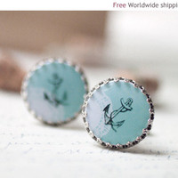 Anchor Cufflinks (C015)