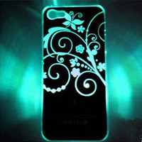 Bestgoods  LED Shining  When Phone Call Nice Hard Cover Case ForIphone 4/4s/5